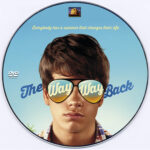The Way Way Back (2013) Custom CD Cover