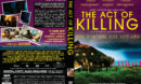 The Act of Killing (2013) R1 Custom DVD Cover
