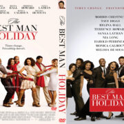 The Best Man Holiday (2013) R1 Custom DVD Cover