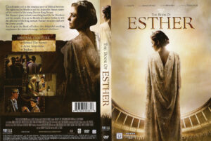 the book of esther dvd cover