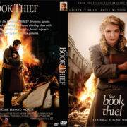 The Book Thief (2013) R1 Custom DVD Cover