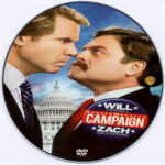 The Campaign (2012) R0 – CD Label
