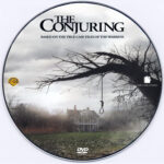 The Conjuring (2013) Custom DVD Label