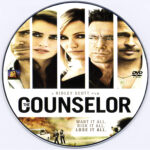 The Counselor (2013) Custom CD Cover