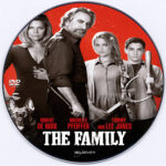 The Family (2013) Custom CD Cover