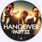 The Hangover Part III (2013) Custom DVD label