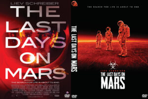 the last days on mars dvd cover