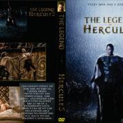 The Legend of Hercules (2014) Custom DVD Cover