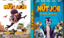 The Nut Job (2014) Custom DVD Cover
