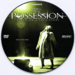 The Possession (2012) R0 – CD Label