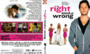 The Right Kind of Wrong (2013) R1 Custom DVD Cover