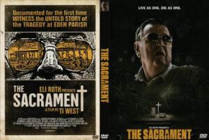 the sacrament dvd cover