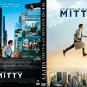 The Secret Life of Walter Mitty (2013) Custom DVD Cover