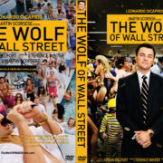 The Wolf of Wall Street (2013) Custom DVD Cover