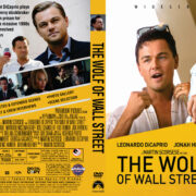 The Wolf Of Wall Street (2013) R1 Custom DVD Cover