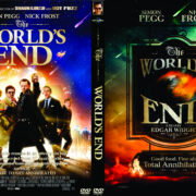 The World's End (2013) R1 Custom
