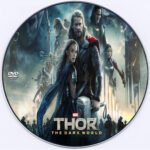 Thor: The Dark World (2013) Custom CD Cover