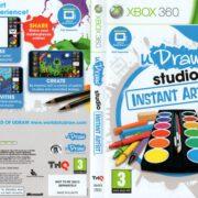U Draw Studio Instant Artist (2011) PAL