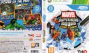 uDraw Marvel Super Hero Squad: Comic Combat (2011) PAL