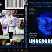Underground: The Julian Assange Story (2012) R4 Custom
