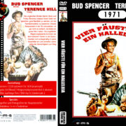 Vier Fäuste für ein Halleluja (Bud Spencer & Terence Hill Collection) (1971) R2 German