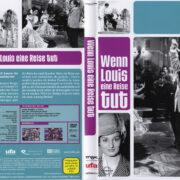 Wenn Louis eine Reise tut (Louis de Funes Collection) (1958) R2 German