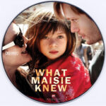 What Maisie Knew (2013) R0 Custom CD Cover