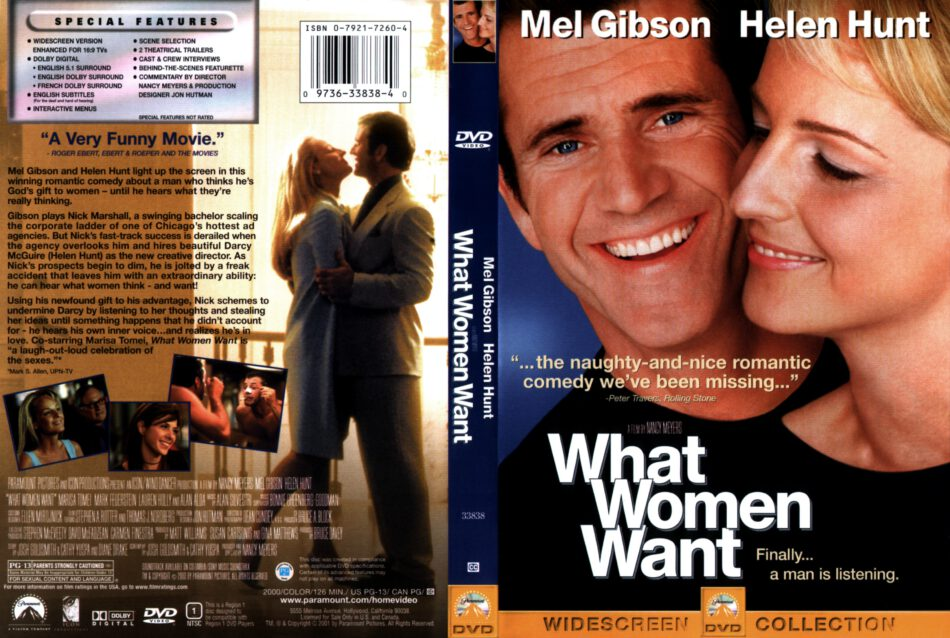 What women want free