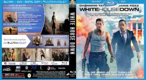 white house down (2013) R1 (Blu-Ray Movie  )