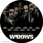 Widows (2018) R0 Custom Clean Label