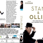 Stan & Ollie (2018) R0 CUSTOM DVD Cover & Label