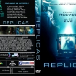 Replicas (2018) R1 Custom DVD Cover