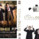 Stan & Ollie (2018) R0 Custom DVD Cover