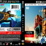 Aquaman (2018) R1 4K UHD Custom Cover V2