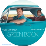 Green Book (2018) Custom Clean Label