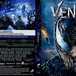 Venom (2018) R2 German Custom Blu-Ray Covers