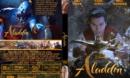 Aladdin (2019) R0 Custom DVD Cover