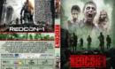 Redcon-1 (2018) R0 Custom DVD Cover