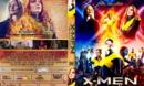 X-Men: Dark Phoenix (2019) R0 Custom DVD Cover