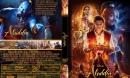Aladdin (2019) R0 Custom DVD Cover V2