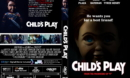 Child's Play (2019) R0 Custom DVD Cover