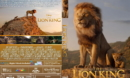 The Lion King (2019) R0 Custom DVD COVER