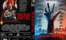 Dead Don't Die (2019) R0 Custom DVD Cover