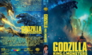 Godzilla: King Of The Monsters (2019) R0 Custom DVD Cover