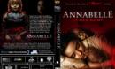 Annabelle Comes Home (2019) R1 Custom DVD Cover