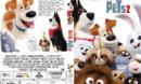 The Secret Life Of Pets 2 (2019) R0 Custom DVD Cover