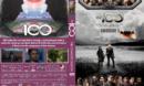 100: Season 6 (2019) R1 Custom DVD Cover