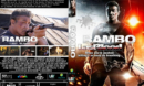 Rambo: Last Blood (2019) R1 Custom DVD Cover & Label