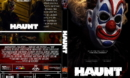 Haunt (2019) R0 Custom DVD Cover & Label