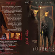 You're Next (2013) Custom DVD Cover